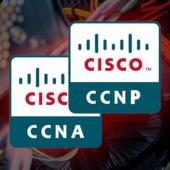 New Deal: 96% off Cisco Certified Network Associate (CCNA) & Professional (CCNP) Training Image